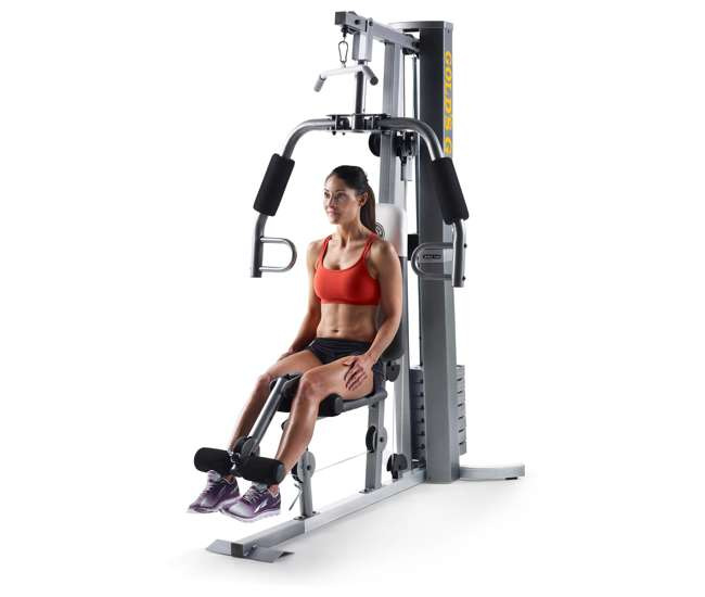 Gold s gym xrs full body home ggsy