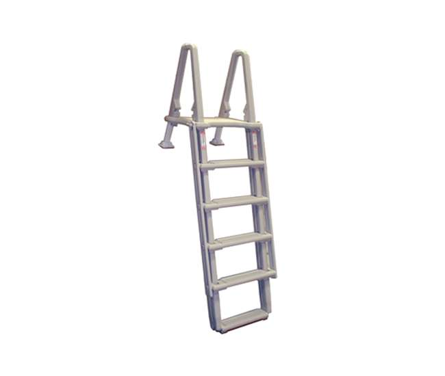 Confer 8100x above ground swimming pool ladder for Above ground swimming pool ladder parts