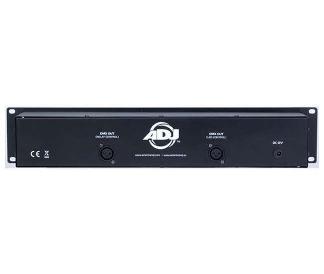 DUO-STATIONAmerican DJ Duo Station Rgb Led 3-Channel Dmx DJ Lighting Controller