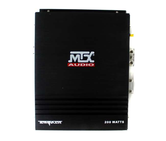 Mtx 12 Inch 600w Subwoofer With Amplifier And Box