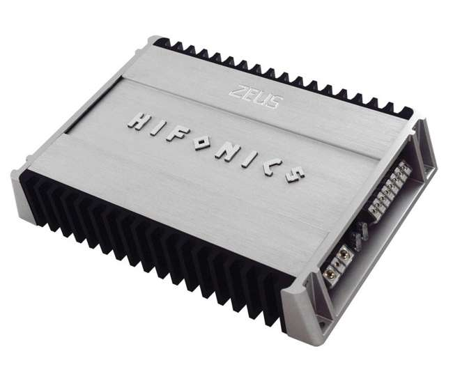 ZXI1504Hifonics ZXI150.4 1200W RMS 4/2 Channel Amplifier