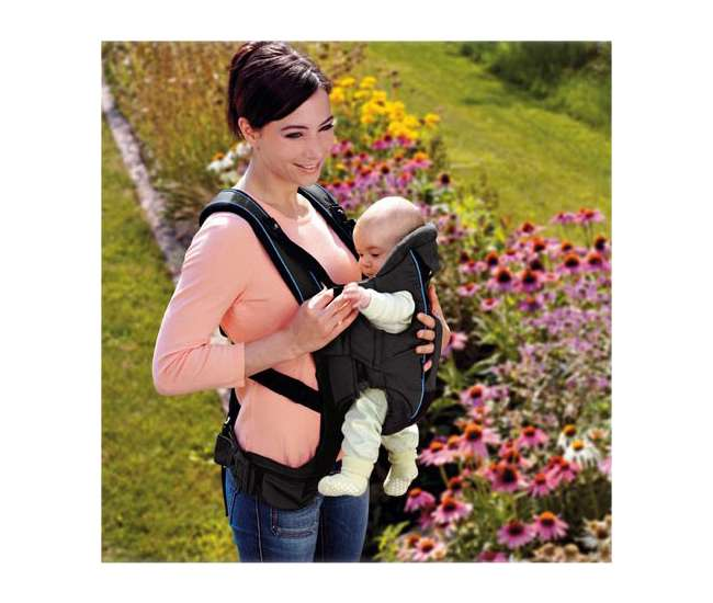 Fisher-Carrier Fisher-Price Easy-On Infant Carrier | Fisher-Carrier