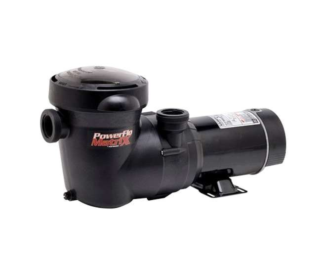 Hayward Sp1592 Powerflo Matrix Swimming Pool Pump 1 Hp