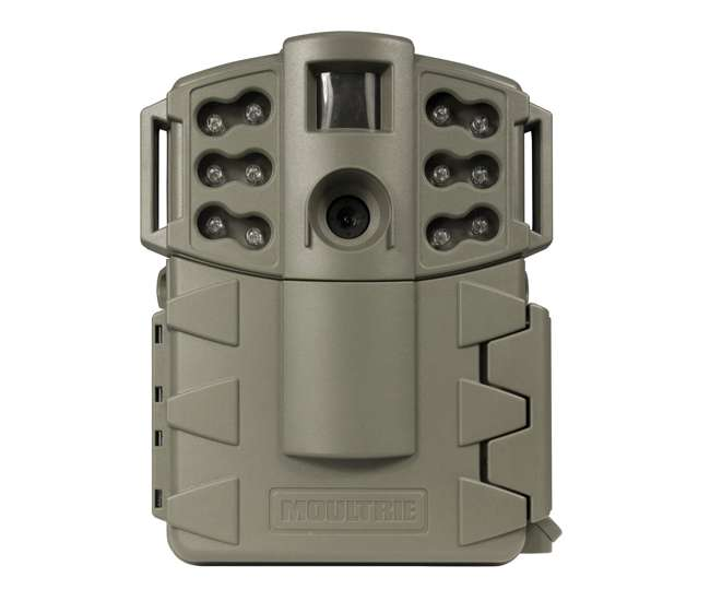 12588 Moultrie A-5 Game Spy Low Glow Infrared Digital Trail Camera - 5 MP