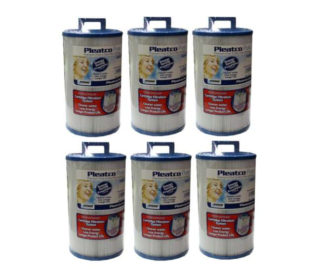 6 x PDM25P4 Pleatco PDM25P4 Pool/Spa Replacement (6 Pack)