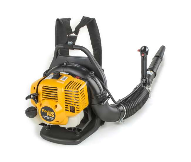 Air Pro Blower : Poulan pro ppbp cc gas powered backpack leaf blower