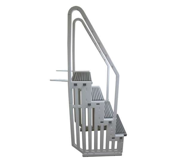 Confer Step 1 Aboveground Swimming Pool Ladder Heavy Duty
