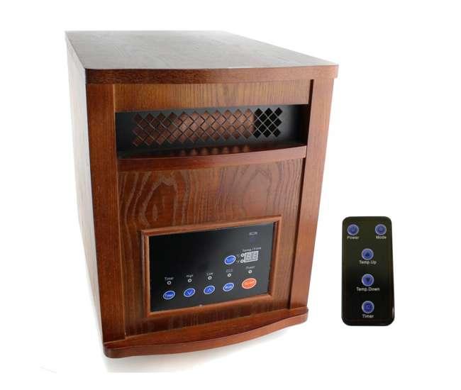 LS-PP1500-6-HOMLifeSmart Power Plus Infrared Quartz Heater | LS1500-6
