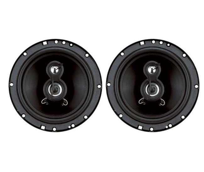 "TQ623 Planet Audio TQ623 6.5"" 120W 3-Way Car Audio Speakers (Pair)"
