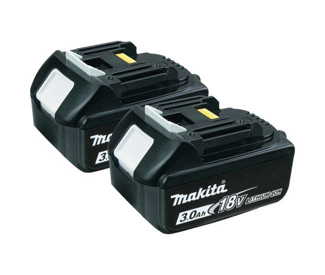 Makita Portable Coffee Maker : Makita Cordless Coffee Maker + 18-Volt Lithium-Ion 3.0 Ah Batteries (2 Pack) : DCM500Z + BL-1830 ...