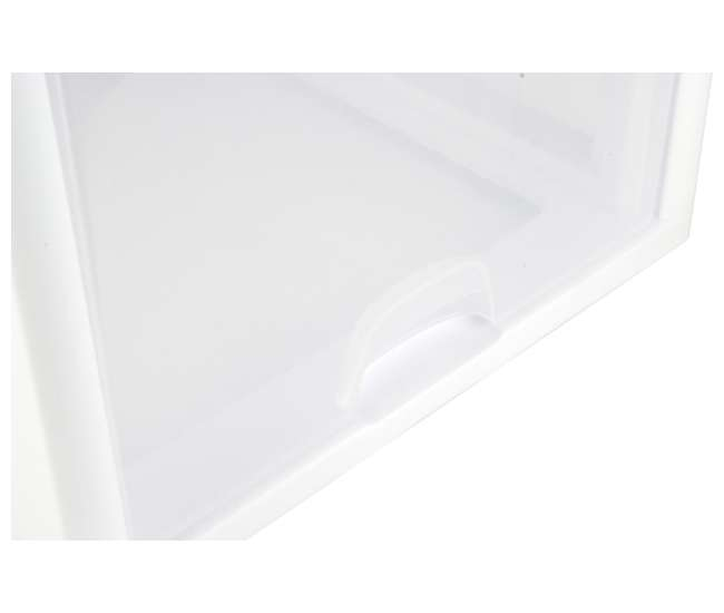 Sterilite 2310 27 Quart Single Stacking Drawer Clear