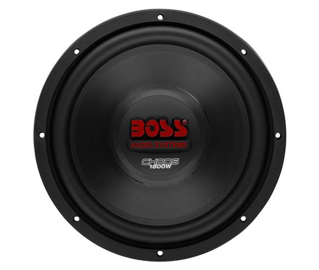 CH12DVC + VM12SEALED + AR16002 +AKS8 Boss CH12DVC 12-Inch 3600W Subwoofers with Sealed Box Enclosure with Amp with Amp Kit (Pair)