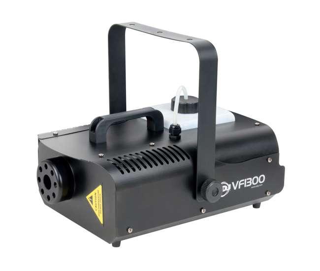 VF1300 + H700 + FJU American DJ 2.3 L Fog Machine, Hurricane 700 Pro Fog Machine, & 1 Gallon Fluid