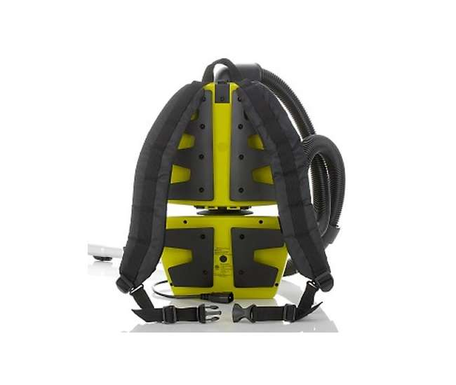 BV4001+BV4001ACCESSORIESAIR:GO:NOMIC Backpack Vacuum Cleaner Vac with Bonus