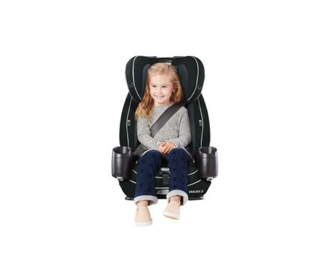 2048739 Graco 2048739 Nautilus SnugLock LX 3-in-1 Convertible Booster Car Seat, Codey