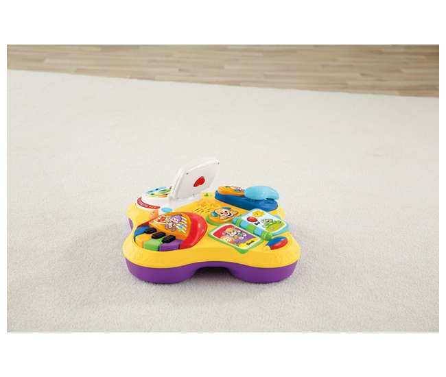 Fisher-Price Laugh & Learn Around the Town Learning Table ...