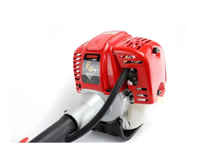 E4-U3000Swisher Shindaiwa E4-U3000 24.5cc Multi-Tool Gas Trimmer/Edger