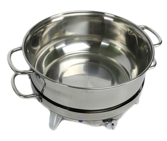 CKSTBSCDR65Oster Stainless Steel Chafing Dish 6.5 Qt Electric   CKSTBSCDR65