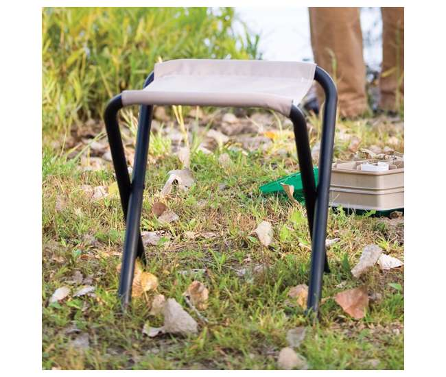 Coleman Rambler Ii Stool Camping Amp Hunting Folding Chair