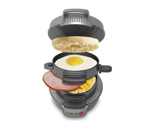 proctor silex waffle maker instructions
