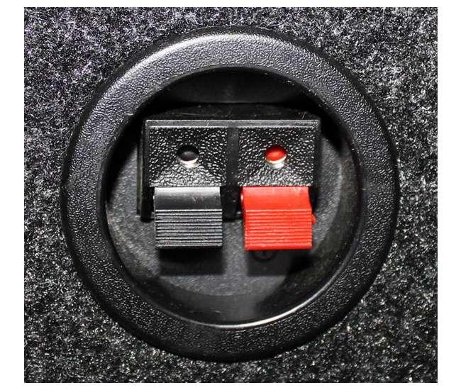 QDODGE124DOOR + 2 x44CWCS124+R1100M+4GAMPKIT-SFLEX 2 Kicker 12-Inch 600W Subwoofers w/ Dodge Ram Quad Cab '02- 12-Inch Box with Amp with Wiring (Pair)