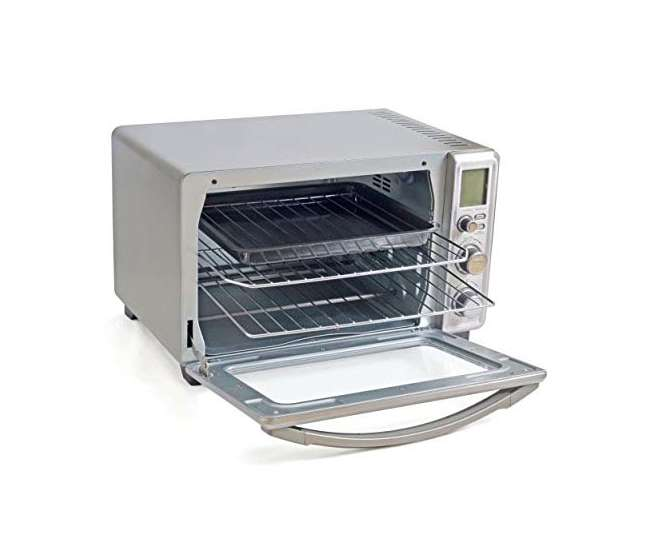 Oster Microwave Convection Oven Review: Oster Convection 6-Slice Digital Toaster Oven, Stainless