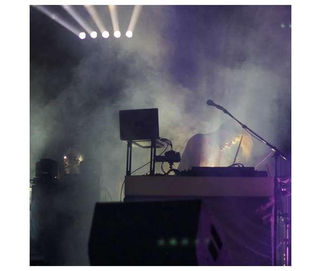 HFG-FLUIDChauvet DJ Hurricane Fog Machine Fluid, 1 Gallon