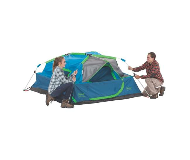 Coleman Signal Mountain 6 Person Instant Tent 2000024696