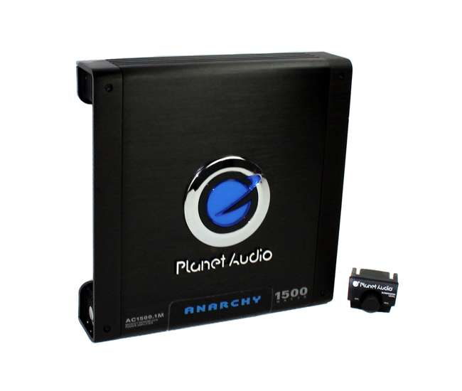 TNE212D + AC15001M + AKS8 Mtx TNE212D 12-Inch 1200W Dual Loaded Subwoofers Audio with Box with Planet Amp with Kit (Package)