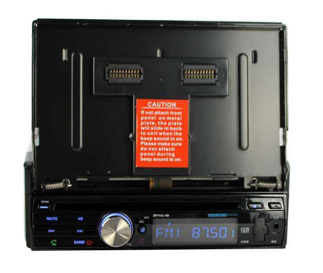 "BV10.1BBoss BV10.1B 10.1"" In-Dash Bluetooth DVD/MP3/CD Touchscreen Receiver"