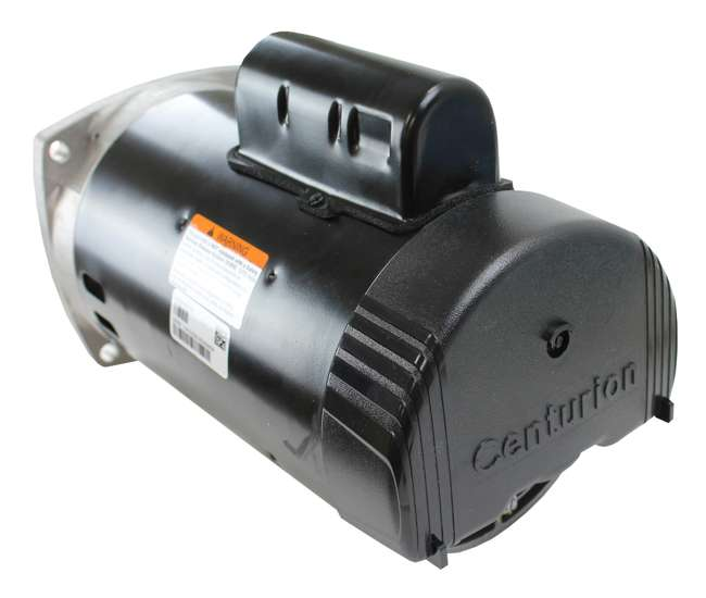 Century a o smith square flange swimming pool pump motor for Swimming pool pump motors