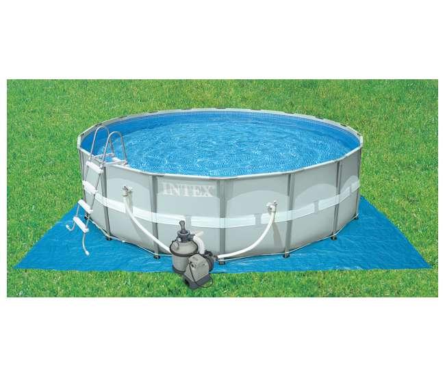 intex 1200 gph krystal clear sand pool filter pump set 28643eg. Black Bedroom Furniture Sets. Home Design Ideas