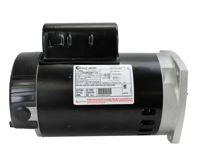 A o smith century up rate 1 5hp pool spa replacement for Ao smith replacement motors