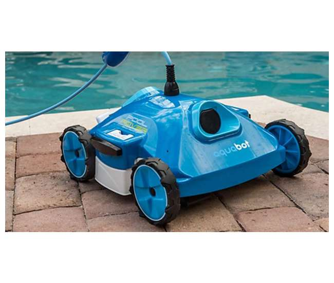 Aquabot Pool Rover S2 40 Above Ground Robotic Swimming