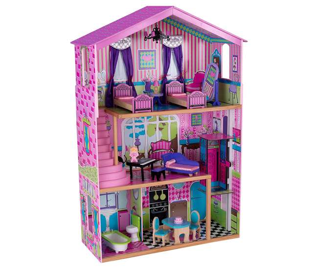 65255 KidKraft Suite Elite Mansion Dollhouse