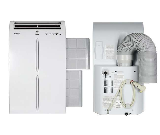 SHARP-CVP10PC Sharp 10000 BTU Portable Air Conditioner | SHARP-CVP10PC