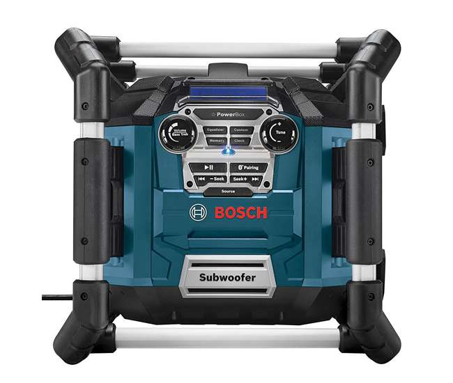Bosch Power Box Jobsite Stereo With Bluetooth (Refurbished ...