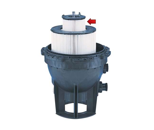 Sta Rite 25021 0202s System 3 Small Inner Pool Filter