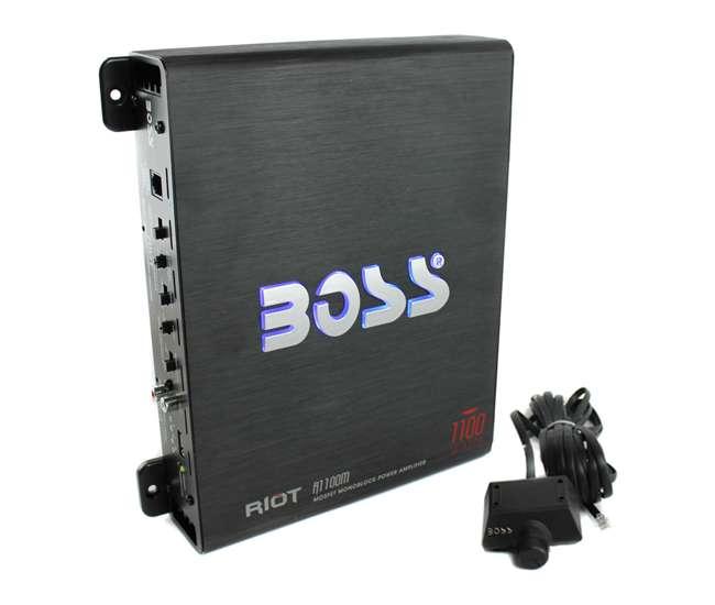 R1100M Boss Riot 1100-Watt Monoblock Car Audio Amplifier