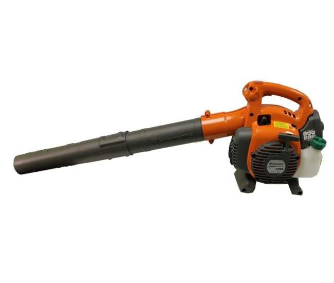 Husqvarna Leaf Blower : Husqvarna cc gas powered leaf blower w toy replica