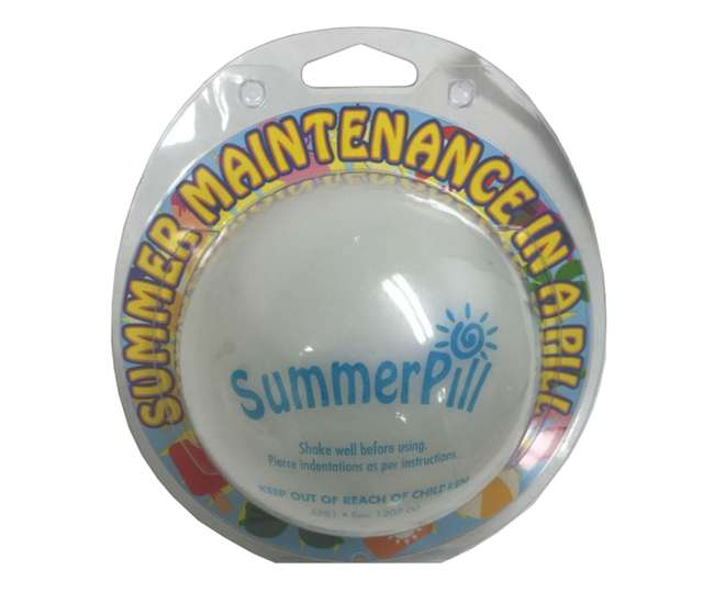 Seaklear Swimming Pool Summerpill Maintenance Pill Clarifier 30 000 Gal Ap81