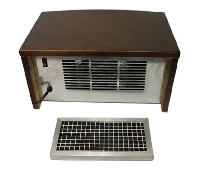 SUNTECH-1000WATT-MAHOGANYSuntech Electric 750W Infrared Quartz Heater Portable Space Heater - Dark Mahogany