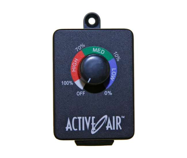 ACSCHydrofarm ACSC In-line Duct Fan Speed Adjuster 15AMP