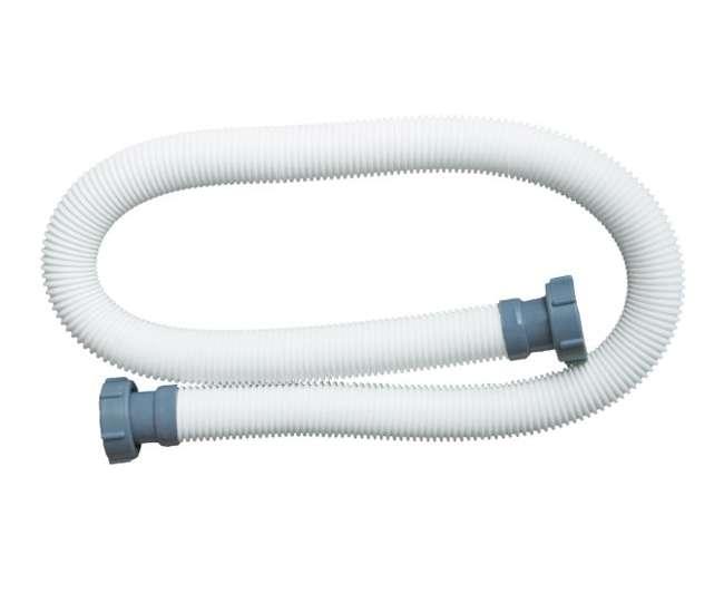intex 1 5 diameter accessory pool pump replacement hose 59 long set of 2 29060e. Black Bedroom Furniture Sets. Home Design Ideas