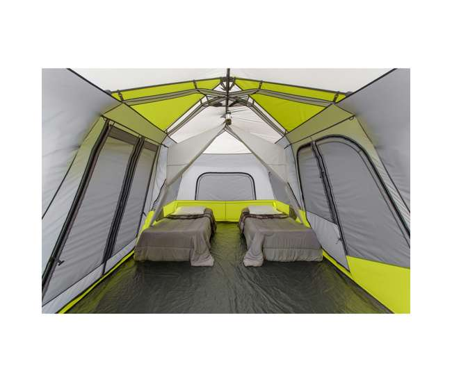 Core Equipment 12 Person Instant Pop Up 18 X 10 Cabin