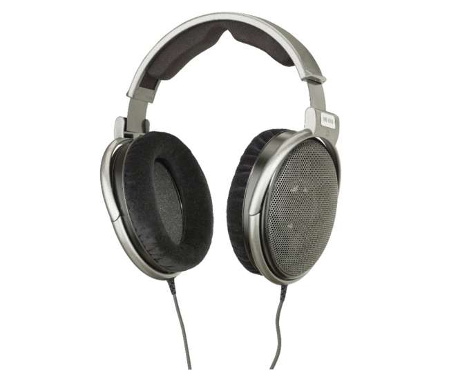 HD650-RB Sennheiser HD650 Open Air Dynamic Audiophile Headphone (Refurbished)