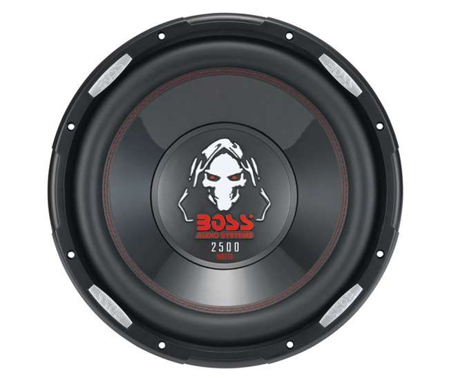 P156DVC + QBASS15 Boss P156DVC 15-Inch 5000W Subwoofers (Pair) with a Dual 15-Inch Subwoofer Box Enclosure