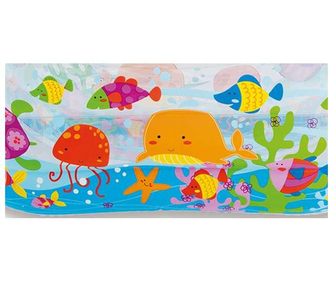 56493EPINTEX Ocean Reef Inflatable Swimming Pool