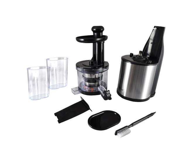 NutriChef PKSJ30 200W Kitchen vegetable Fruit Countertop Slow Juicer : vMInnovations.com