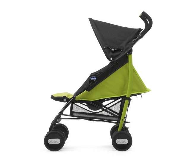 chicco echo lightweight folding compact umbrella stroller jade chi 407931416. Black Bedroom Furniture Sets. Home Design Ideas